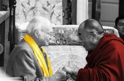 DALAI LAMA HARRER HEINRICH-90TH BIRTHDAY 2002-4