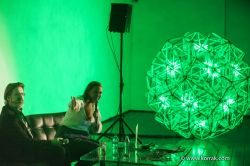 ELIASSON OLAFUR ARTIST TBA21 FRANCESCA HABSBURG GREEN LIGHT VIENNA2016  MG 9783