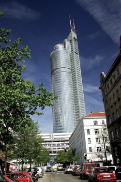 MILLENIUMS TOWER WIEN1