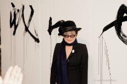 YOKO ONO-PERFORMANCE-KUNSTHALLE KREMS2-2012