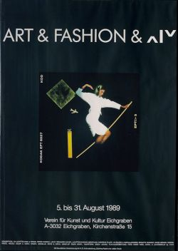 Art And Fashion Plakat